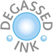 Degassed Ink